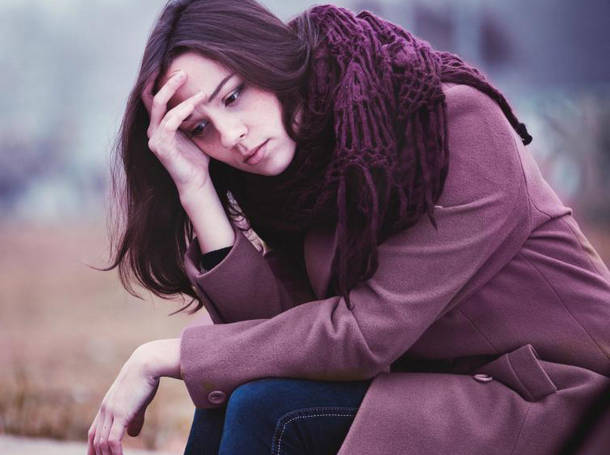 Боль перед менструацией