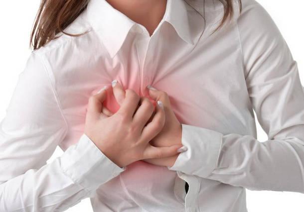 Болит грудь с одной стороны