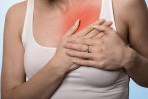 Опасность кисты в грудных железах