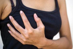 Что такое солитарная киста молочной железы?