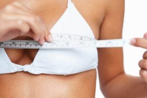 Как при похудении сохранить красивую грудь?