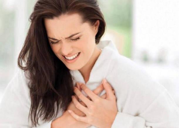 Причины боли в стенокардии