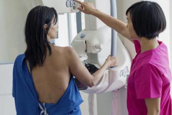 После маммографии у меня очень болят груди, как часто такое происходит?