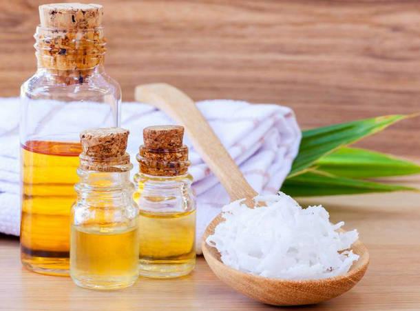 Соль и касторовое масло