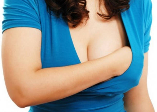 Боль сбоку груди
