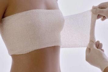 Какое белье можно носить после удаления молочной железы?