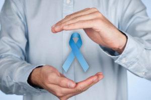 Развитие рака груди у мужчин
