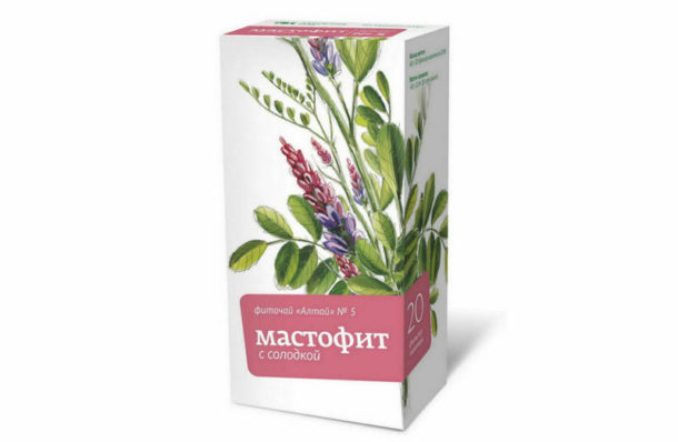 Чай Мастофит