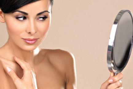 Подтягивающие народные средства для кожи зоны декольте и шеи