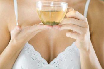 Лечебный чай — проверенное средство от мастопатии