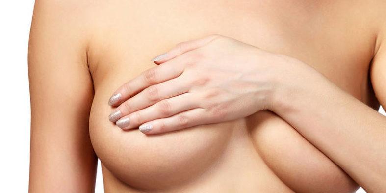 Если при прикосновении болит грудь и соски при надавливании?